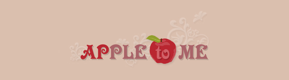 apple to me