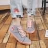 รองเท้าผ้าใบหุ้มข้อ i ♥ u สีหวาน 36-40
