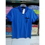 Size 2XL (สีน้ำเงิน)