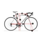 การวัดไซค์จักรยานกับส่วนสูงคน