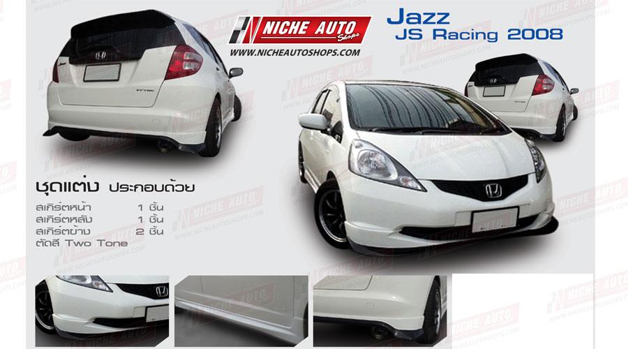 JAZZ JS Racing 2008