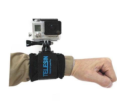 TELESIN Wrist strap (360 degree rotary)