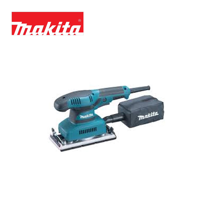 เครื่องขัดกระดาษทราย makita รุ่น BO3710 (190w.)