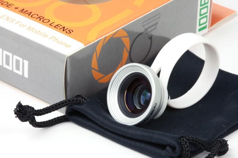H8001 Lens Clip เลนส์ส่องพระ สำหรับมือถือ