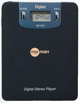 first mp3player