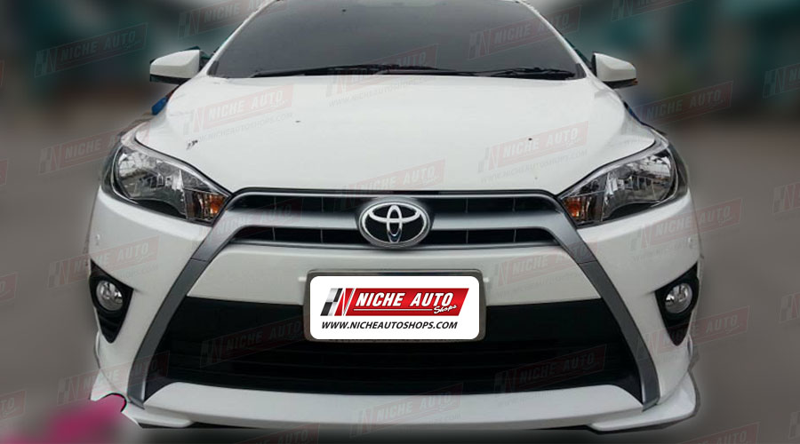 All New Yaris TRD