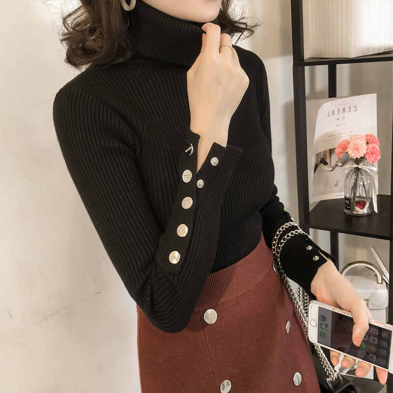 Button Knitted top