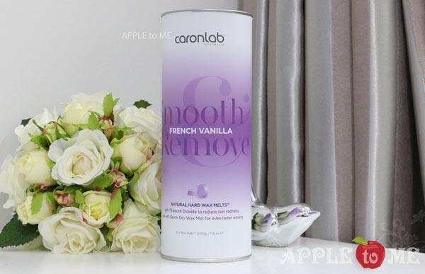 ฮาร์ด แว็กซ์ ( ก้อน ) French vanilla Hard Wax 500g ใส่กระป๋อง