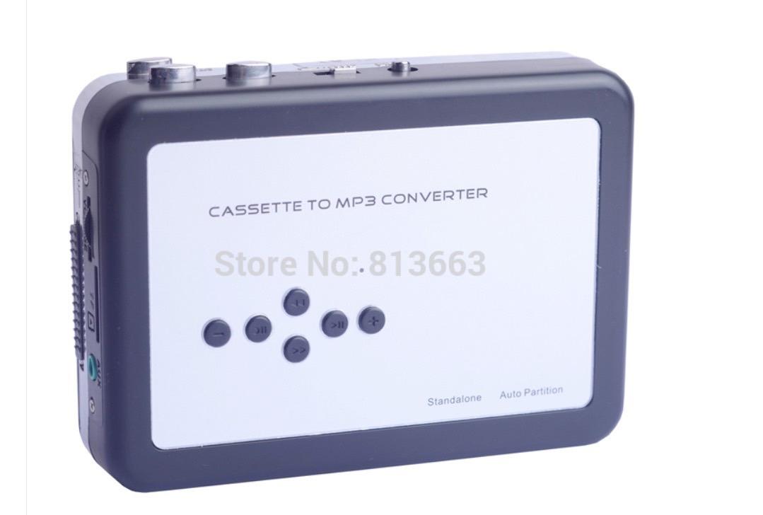 เครื่องเล่นเทปแปลงเป็น MP3 รุ่น Micro SD Card ไม่ต้องใช้คอม (EZ-232)