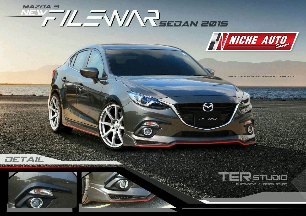 New FILEWAR Sedan 2015