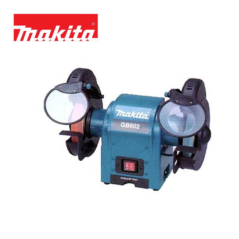 มอเตอร์หินไฟ 6 นิ้ว 250 วัตต์ Makita รุ่น GB602