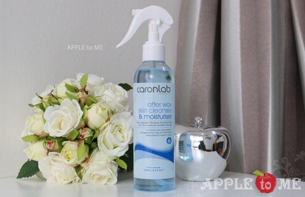 น้ำยาทำความสะอาดผิว หลังแวกซ์ After Waxing Cleanser & Moisturiser 250ml
