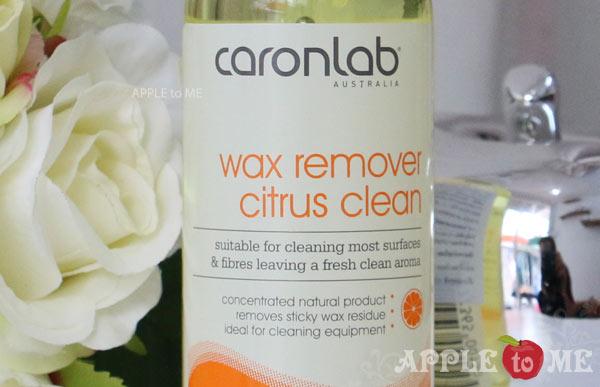 Wax Remover Citrus Clean,น้ำยาทำความสะอาด เครื่องมือแวกซ์  ,แว๊กซ์,น้ำยาเช็ดแว๊กซ์,แว๊กซ์ขน,เช็ดอุปกรณ์แว๊กซ์ขน
