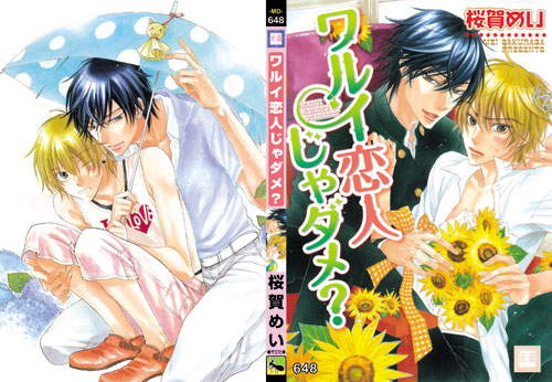 Can a bad boy be a lover? / SAKURAGA Mei - MD648