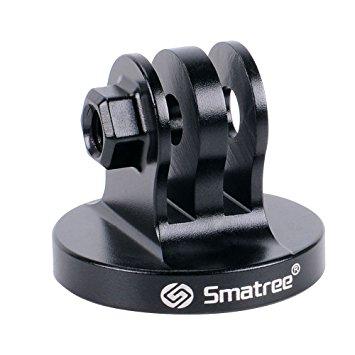 Smatree aluminium tripod mount for GoPro