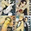 BLACK KNIGHT อัศวินดำ เล่ม 1-4 (ล่าสุด) : TSURUGI Kai