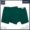 """กางเกงแฟชั่น สีเขียวเข้ม เอว 30-50"""""""