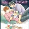 A coffee cup full with Love Story Mini Novel: Kanan Sarasa