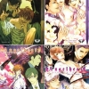 Set Angel heat - inlove - blood - devil รวม 4 เล่ม -- Nishino Hana