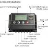 solar controller SUOER 20A