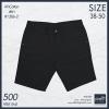 """กางเกงขาสั้น ผู้ชายอ้วน สีดำ เอว 38-50"""""""