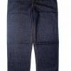 """40-54""""กางเกงขายาว ผู้ชายอ้วน #3949 ทรงกระบอก ผ้ายีนส์"""
