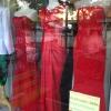 ชุดราตรียาวสีแดงให้เช่า ราคาถูก