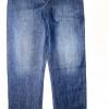 """40-54""""กางเกงขายาว ผู้ชายอ้วน #3353 ทรงกระบอก ผ้ายีนส์"""