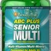 วิตามินรวม ผู้สูงอายุ Puritan's Pride ABC Plus Senior Multivitamin ขนาด 120 เม็ด