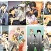 Set หมาป่า 8 เล่ม - Kaoru Iwamoto