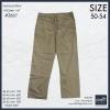 """40-54"""" กางเกงผ้าขายาว BIGSIZE ทรงกระบอกใหญ่ #3661"""