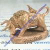 วัวธนู รุ่นแรก เนื้อทองชนวนสด ญาท่านโทน วัดบ้านพับ
