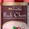 อาหารเสริมบำรุงข้อต่อและหัวใจ Puritan's Pride - Black Cherry 1000 mg ขนาด 100 Capsules