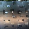 "PVC สูญญากาศติดกระจกกัน UV ""Modern Shape"" หน้ากว้าง 90 cm ราคาเมตรละ 290 บาท"
