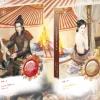 แพ็กคู่ คู่แค้นสงครามรัก (2 เล่มจบ) ผู้แต่ง : เฮยเจี๋ยหมิง ผู้แปล : เม่นน้อย