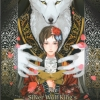The Silver Wolf King`s Dearest Bride + mini : Kushino Yui