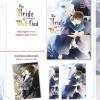 The Bride of Wolf God ~เจ้าสาวเทพหมาป่า~: Misao Higuchi - + มินิ + การ์ด + ที่คั่น