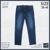 """40-48"""" กางเกงยีนส์ ขายาว BIGSIZE ทรงกระบอกเล็ก #6099"""
