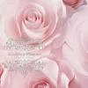 ดอกไม้กระดาษโทนสีชมพู - flower paper backdrop - ขนาด 30 cm