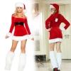 CHS1007 ชุดซานต้าคลอสหญิง