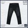 """38-44"""" กางเกงยีนส์ กระบอกเล็ก (ผ้ายืด) #M202"""