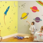 ทำไม Wall Sticker จึงเป็นทางเลือกที่ดีที่สุดในการตกแต่งห้องเด็ก?