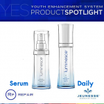 Luminesce Cellular Rejuvenation Serum + Daily Moisturizing Complex
