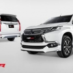ชุดแต่ง 45 Bar For NEW Pajero Sport 2016