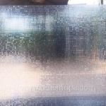 "PVC สูญญากาศติดกระจกป้องกัน UV ""Crystal Cube"" หน้ากว้าง 90 cm"
