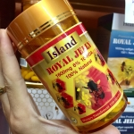 Island Royal Jelly 6% 1600 MG. นมผึ้งแท้ จาก นิวซีแลนท์ ขนาด 100 เม็ด