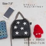 กระเป๋า STELLA หนังสะพายข้าง สายโซ่ ลายดาว 7.5 นิ้ว