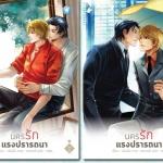 Samsenreview : นครรัก แรงปรารถนา (2 เล่มจบ) : เจินอิ่ง