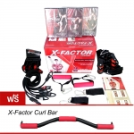 Weider X-Factor Door Gym เครื่องออกกำลังกาย ติดตั้งประตู แถมฟรี Curl Bar 1ชิ้นฟรี