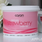 สติ๊ป แว็กซ์ Deluxe Strawberry Crème Strip wax 400g